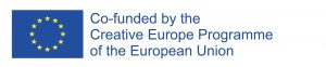Project co-funded by the Creative Europe programme of the European Union