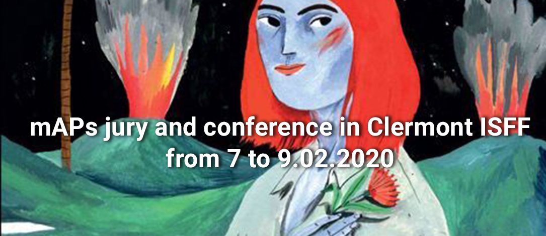 mAPs jury and conference in Clermont ISFF from 7 to 9.02.2020